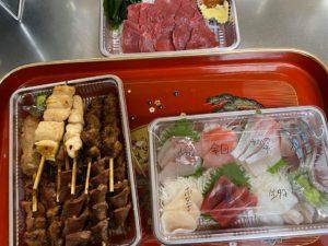 鶏料理・串焼き わりき